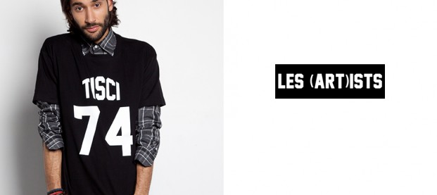 LES (ART)ISTS Spring Summer 2014