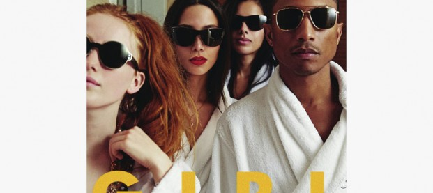 Pharrell Williams annonce son nouvel album solo « GIRL »