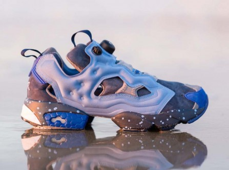 Reebok X Packer Shoes X Stash Insta fury pump