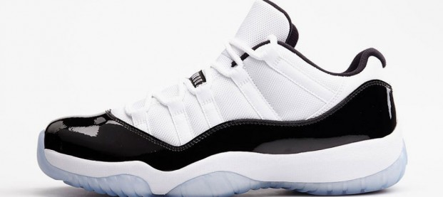 "Air Jordan 11 Retro Low ""Concord"""