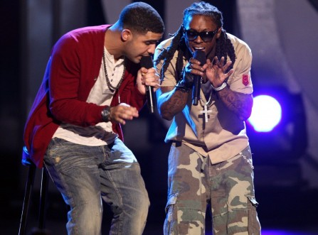 Lil Wayne Feat Drake Nouveau single « Grindin »